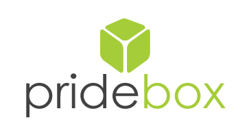 Logo for Pridebox.com