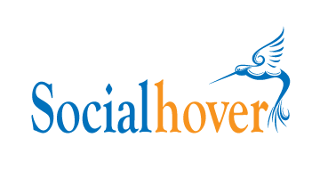 Logo for Socialhover.com