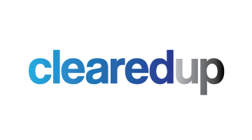 Logo for Clearedup.com