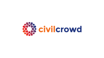 Logo for Civilcrowd.com