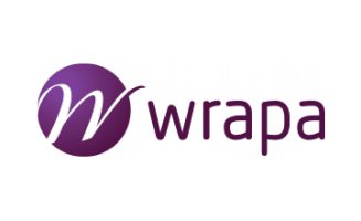 Logo for Wrapa.com