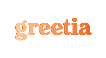 Logo for Greetia.com