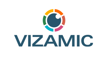 Logo for Vizamic.com