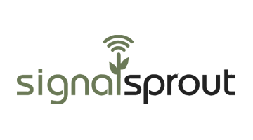 Logo for Signalsprout.com