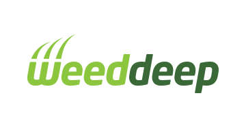 Logo for Weeddeep.com