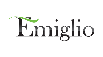 Logo for Emiglio.com