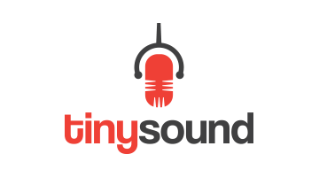 Logo for Tinysound.com