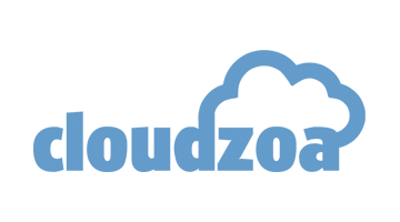 Logo for Cloudzoa.com