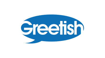 Logo for Greetish.com