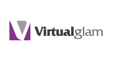 Logo for Virtualglam.com