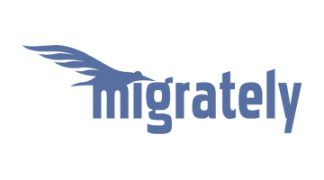 Logo for Migrately.com