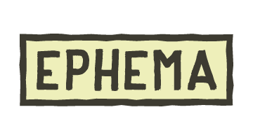 Logo for Ephema.com