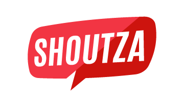 Logo for Shoutza.com