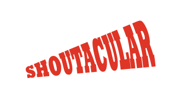 Logo for Shoutacular.com
