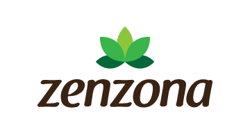 Logo for Zenzona.com