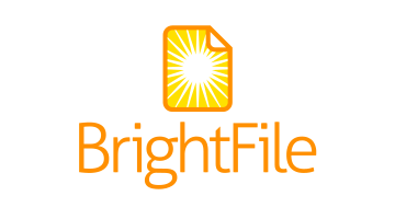 Logo for Brightfile.com