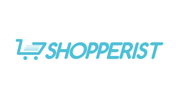 Logo for Shopperist.com
