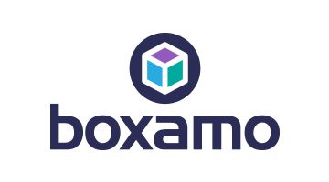 Logo for Boxamo.com