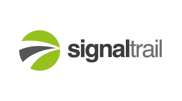 Logo for Signaltrail.com