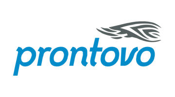Logo for Prontovo.com