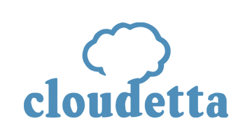 Logo for Cloudetta.com