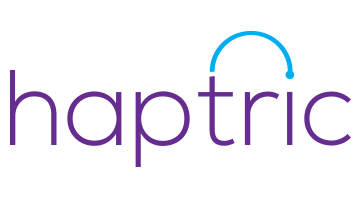 Logo for Haptric.com