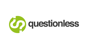 Logo for Questionless.com