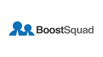 Logo for Boostsquad.com