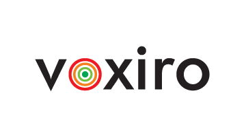 Logo for Voxiro.com