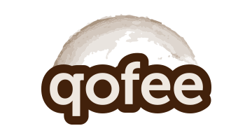 Logo for Qofee.com