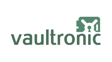 Logo for Vaultronic.com