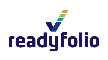 Logo for Readyfolio.com