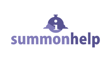 Logo for Summonhelp.com