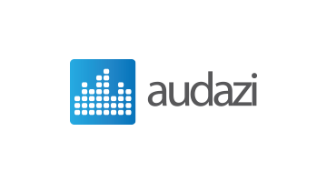 Logo for Audazi.com