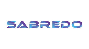 Logo for Sabredo.com