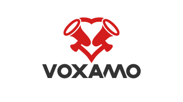 Logo for Voxamo.com