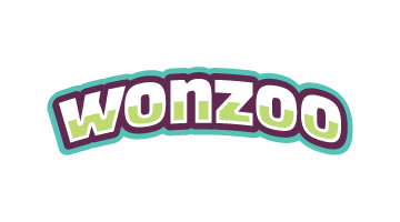 Logo for Wonzoo.com