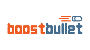 Logo for Boostbullet.com