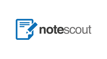 Logo for Notescout.com