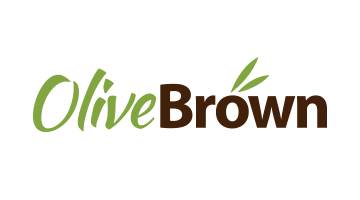 Logo for Olivebrown.com