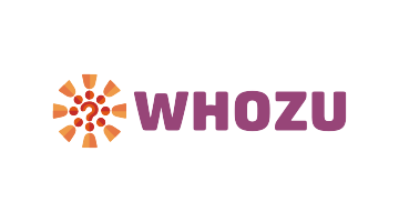Logo for Whozu.com