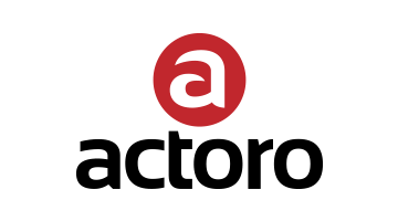 Logo for Actoro.com