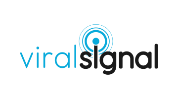 Logo for Viralsignal.com