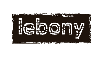 Logo for Lebony.com
