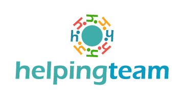 Logo for Helpingteam.com