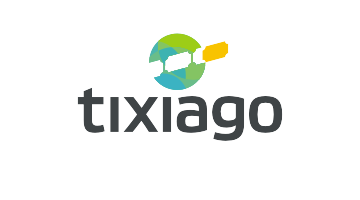 Logo for Tixiago.com