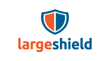 Logo for Largeshield.com