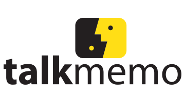 Logo for Talkmemo.com