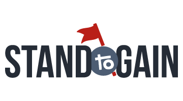 Logo for Standtogain.com