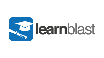 Logo for Learnblast.com